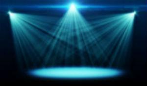 Ice Show, spotlight