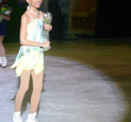 Ice show performace